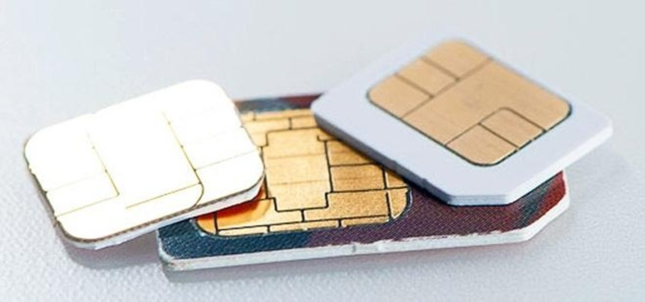 How To Cut And Sand Your MicroSim Into A NanoSim Card For Your