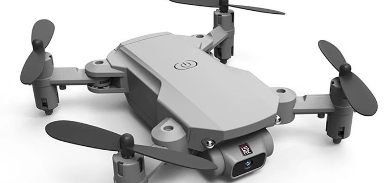 This Mini Drone Is the Perfect Gift for Father's Day!