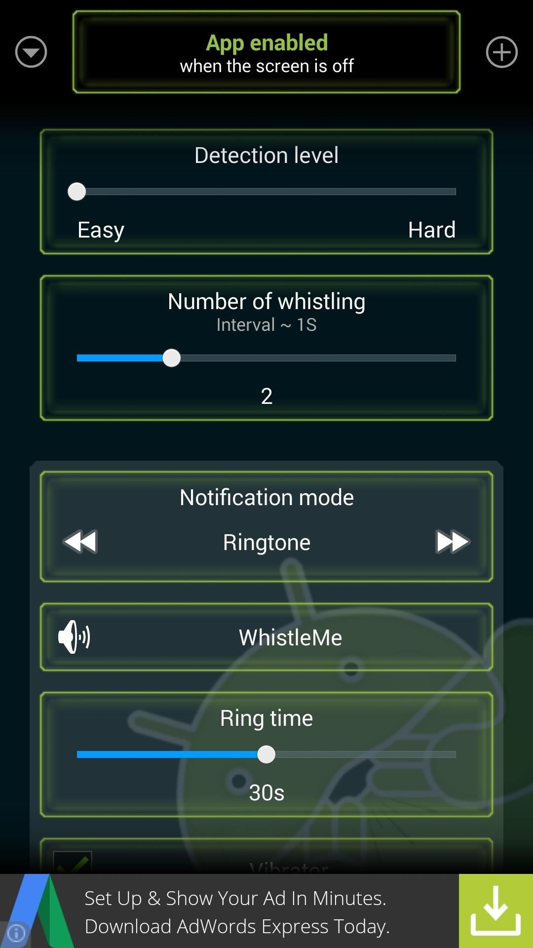 Distress Signal Activated! Whistle to Find Your Misplaced Android Phone or Tablet Faster