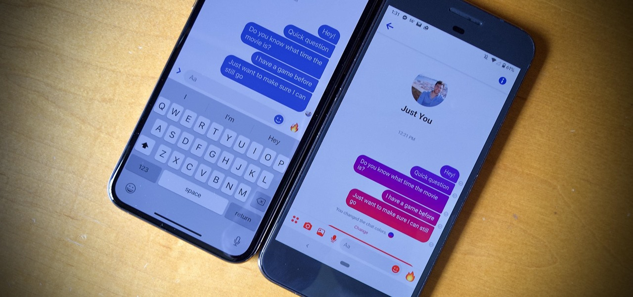 How To: Change the Chat Color in Messenger Threads to Personalize a Conversation