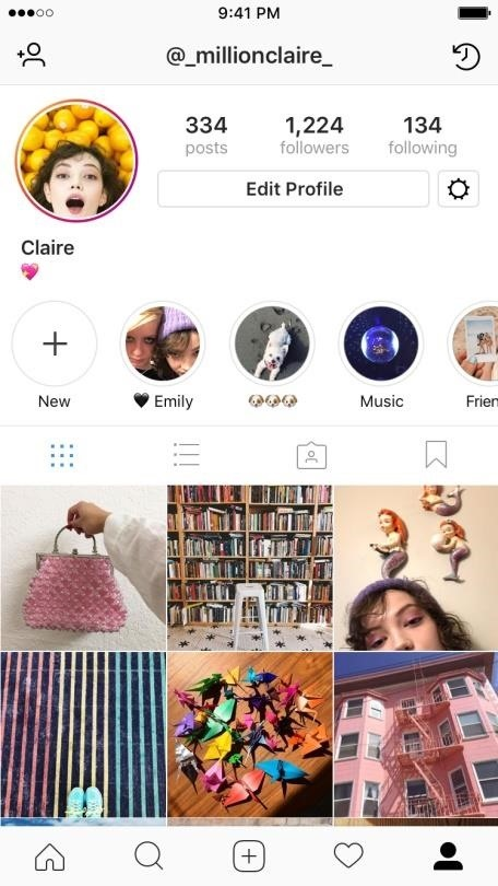Add Your Instagram Stories to Profile Highlights to Keep