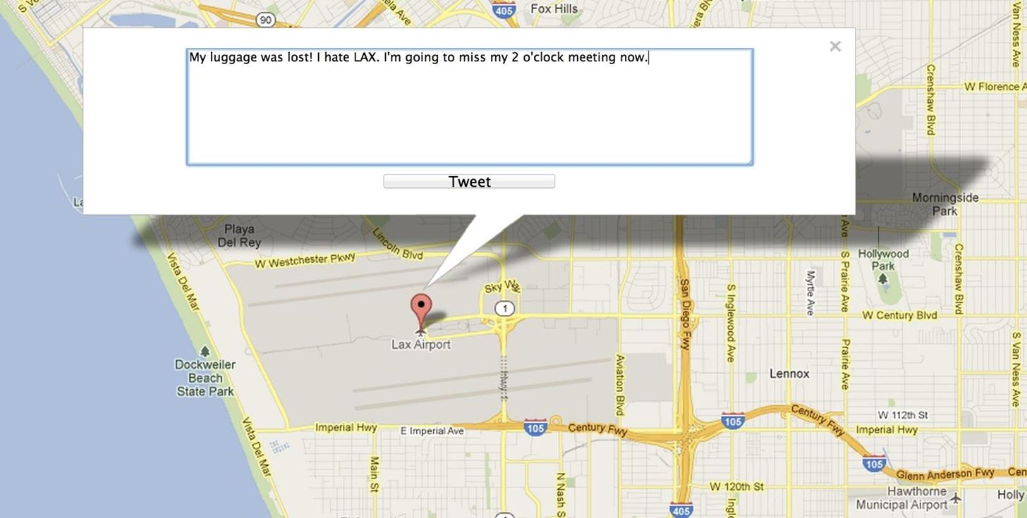 How to Trick Your Twitter Followers into Thinking You're Somewhere Besides Where You Really Are