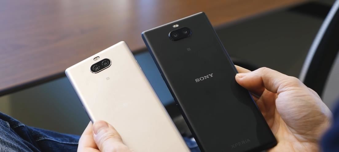The Xperia 10 & 10 Plus — Sony's Widescreen Media Powerhouses Are Less Than $500