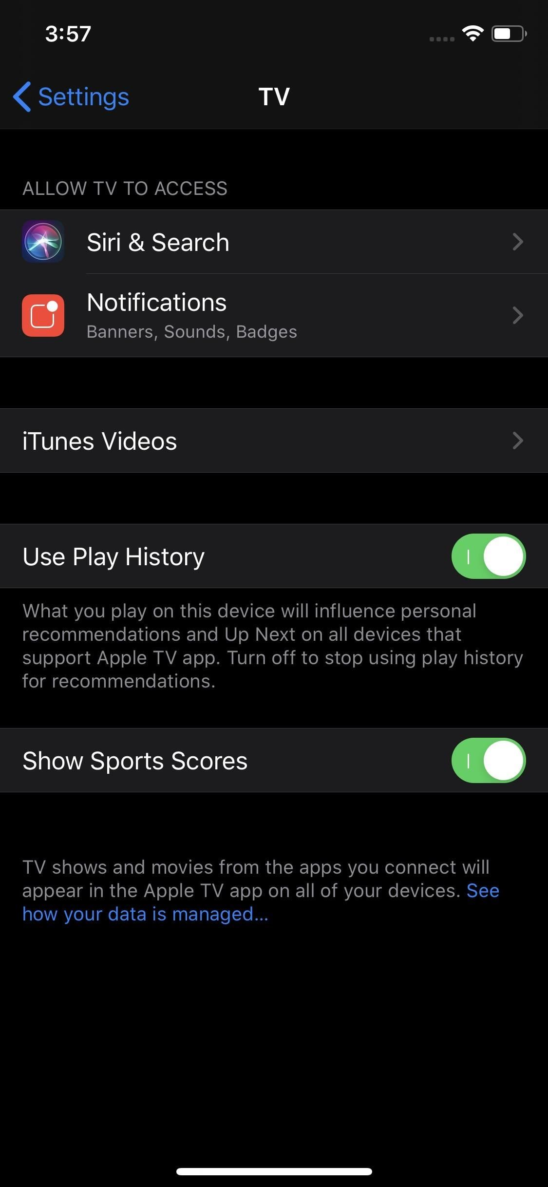 Apple releases iOS 13.4 Public Beta 2 for iPhone with new TV settings and email shortcuts