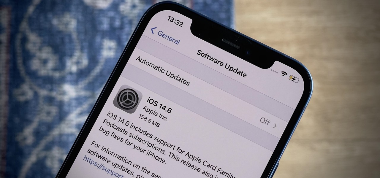 Apple Releases iOS 14.6 for iPhone, Introduces Voice Unlock After Restart, Apple Card Family, Podcast Subs & More