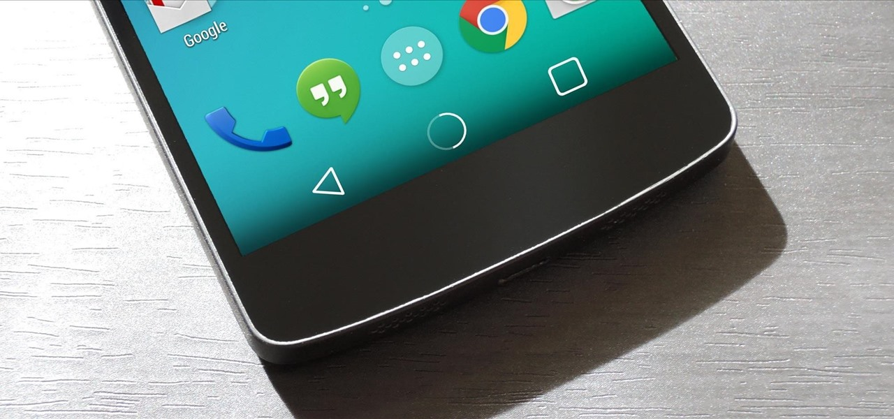 "Get an Android ""Lollipop"" Home Button That Doubles as a Battery Meter"