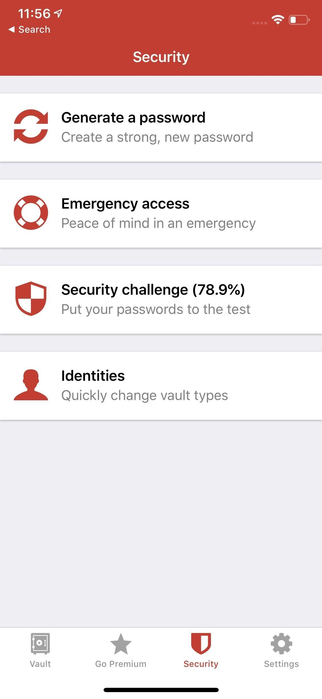 The 4 Best Password Managers for iPhone « iOS & iPhone