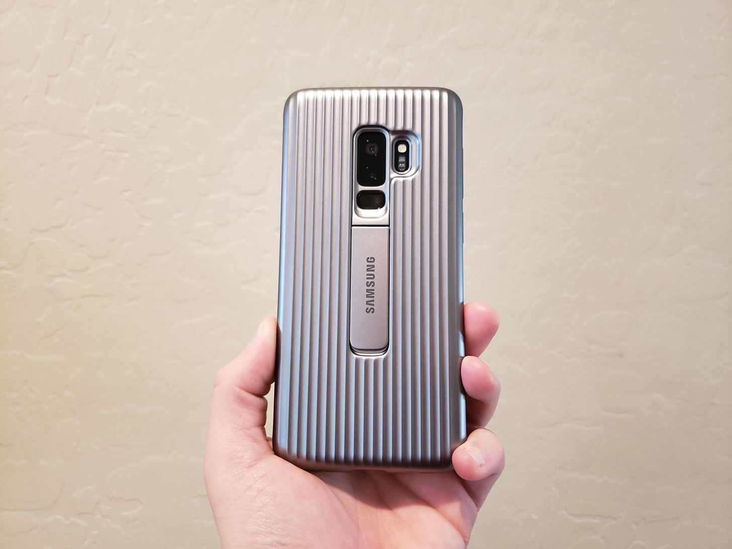 Hands-on with Samsung's Official OEM Cases for the Galaxy S9