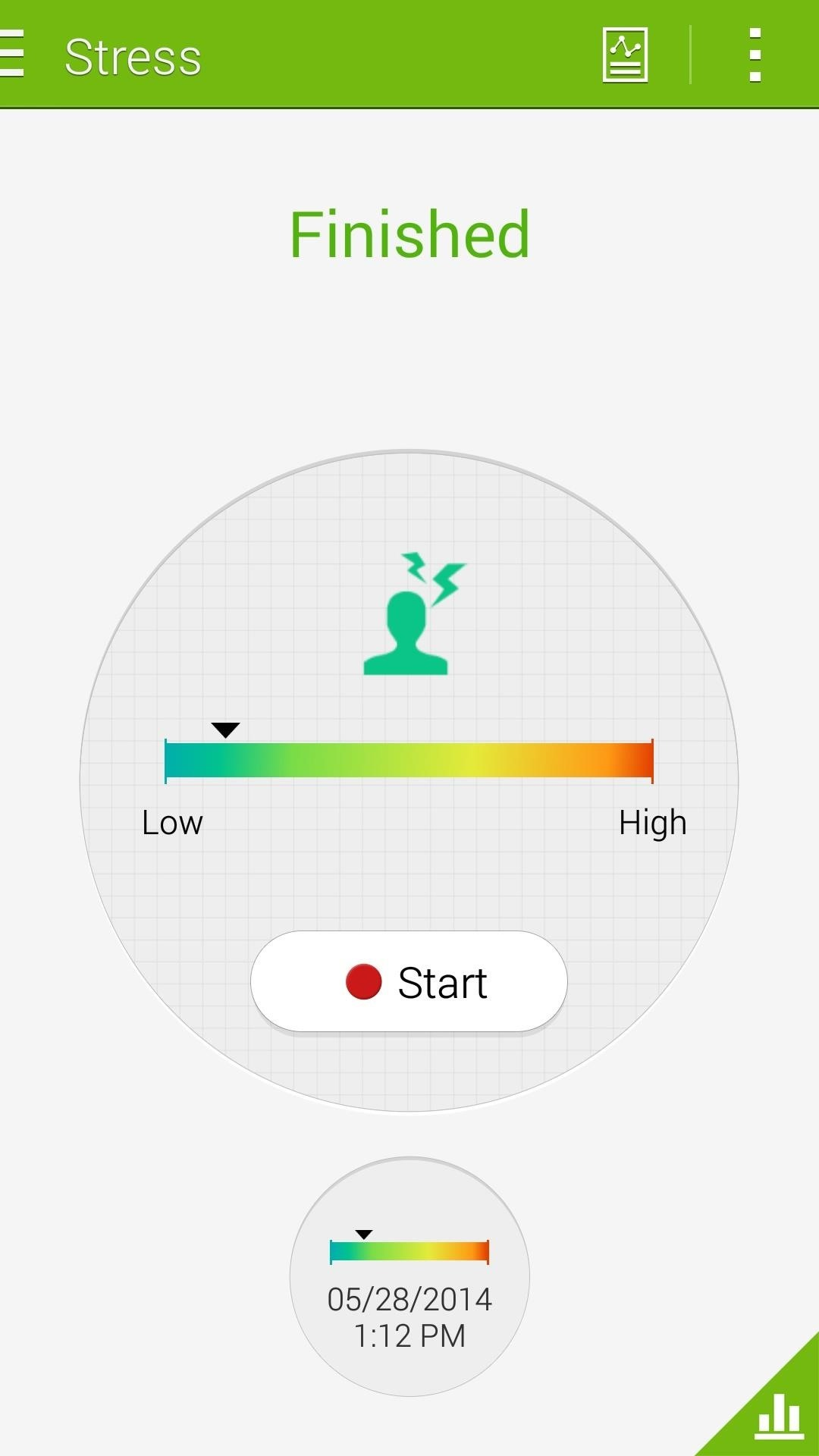 How to Monitor Your Stress Levels Using Your Samsung Galaxy S5