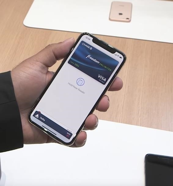 How to Use Apple Pay with Face ID on the New iPhone X
