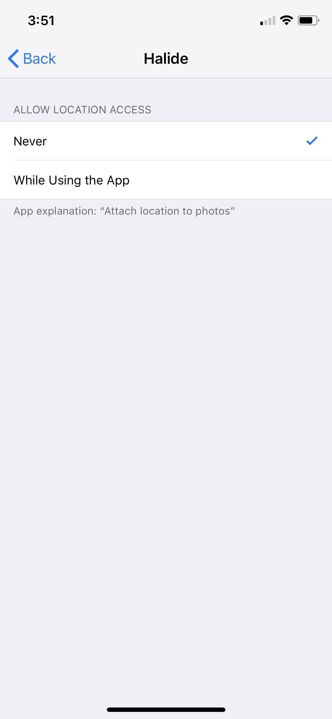 How to Stop Your iPhone Photos from Broadcasting Your Location to Others