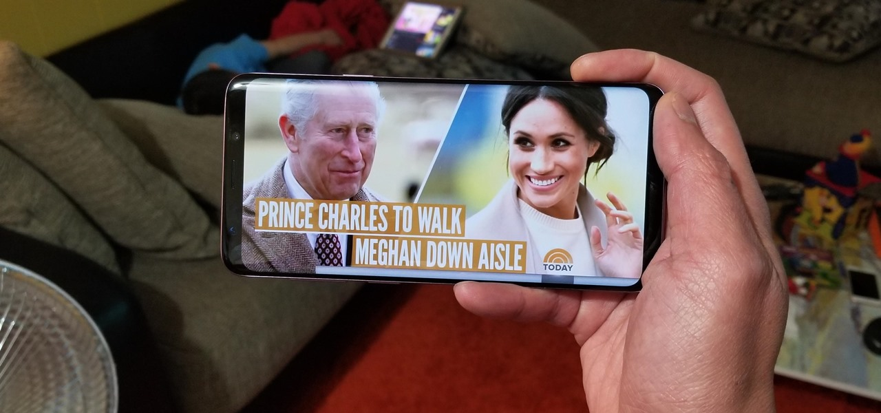 Live Stream the Royal Wedding for Free on Android or iPhone