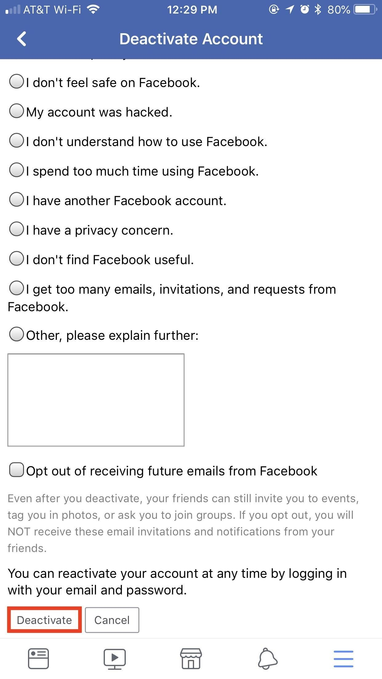 How to Delete Your Facebook Account & Scrub Your Data