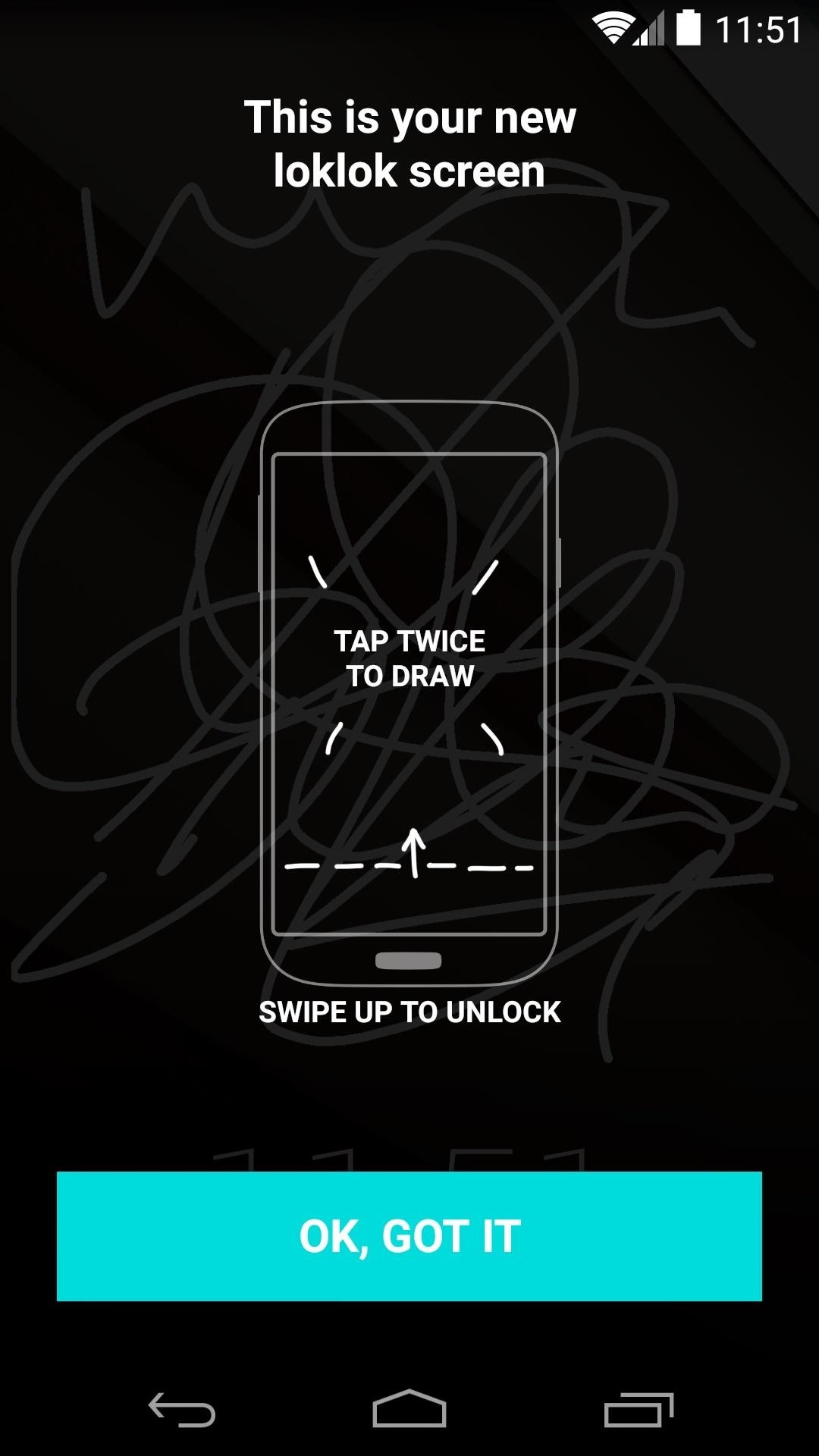 How to Draw & Send Messages to Your Friend's Lock Screen from Your Nexus 5