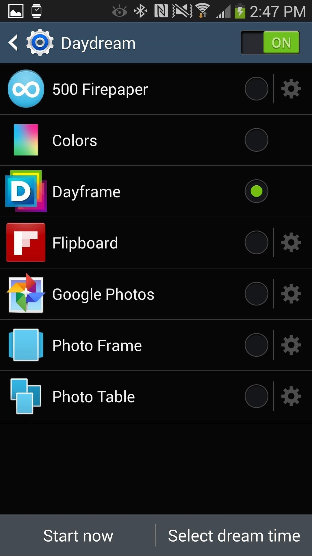 How to Turn Your Favorite Pics from Instagram, Tumblr, & More into Daydreams on Your Galaxy Note 3