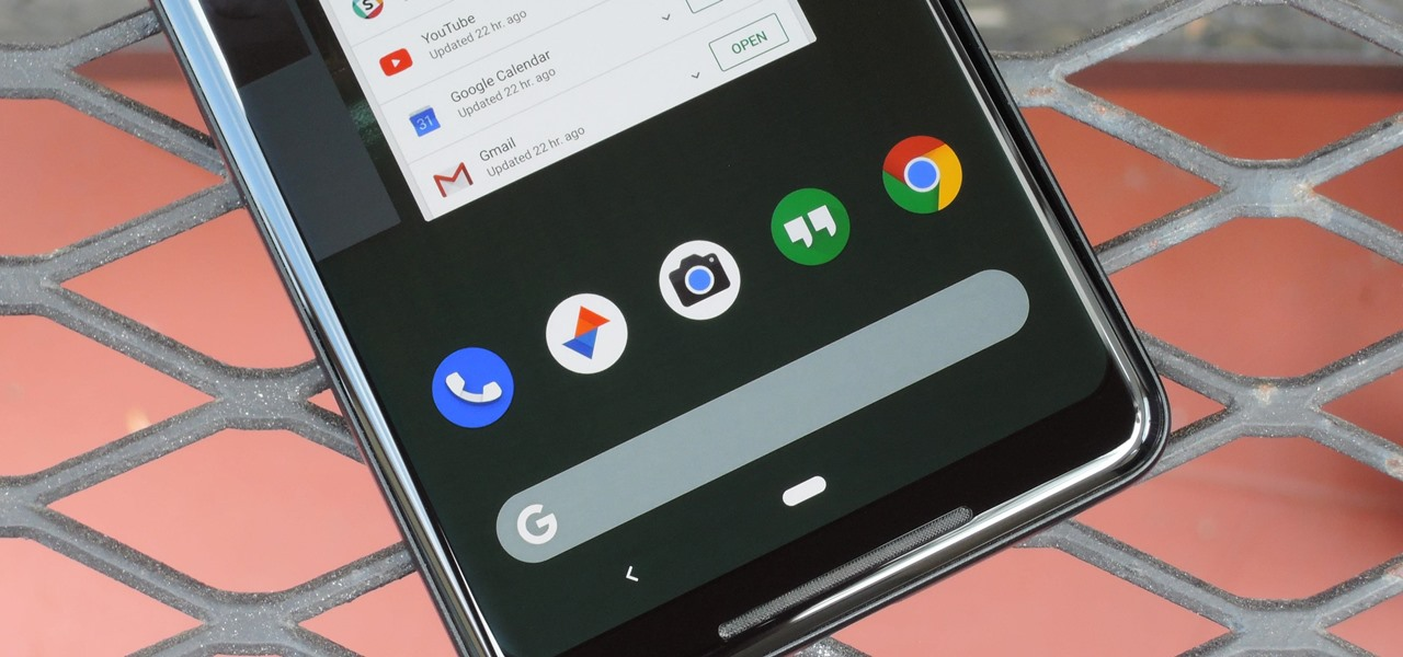 Get Your Regular Dock Icons Back on Android Pie's