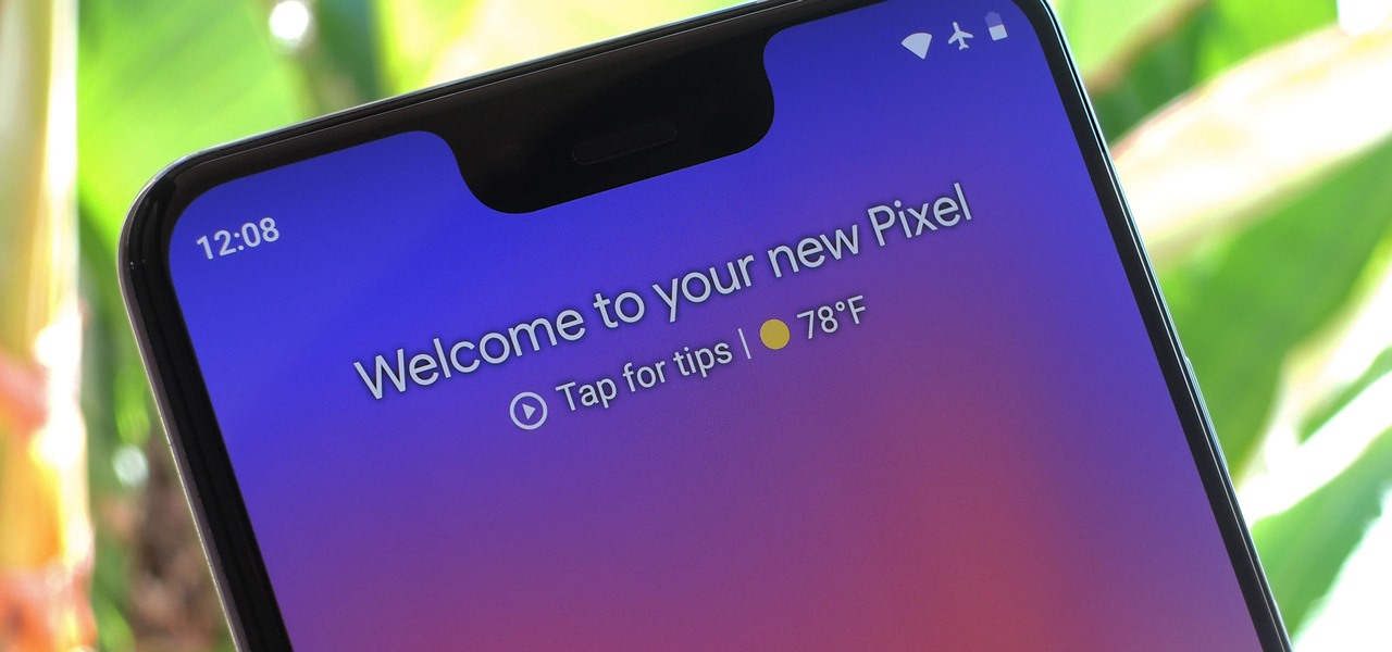 The Pixel 3 Still Has a Circular Polarizer