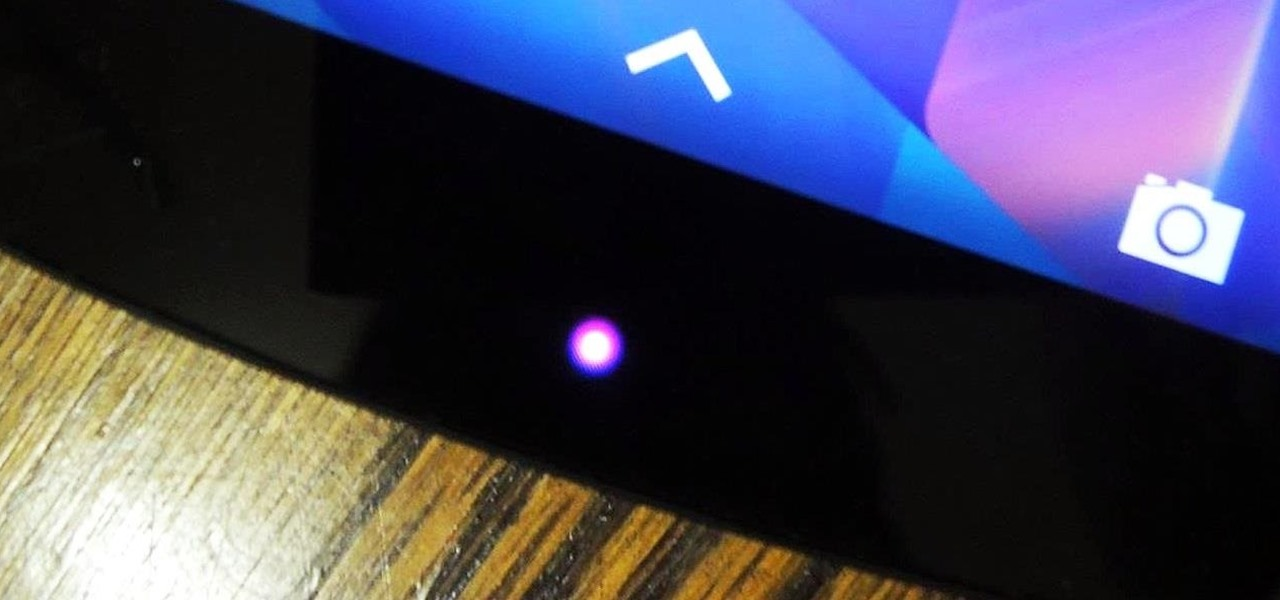 Completely Customize the LED Notification Colors on Your Nexus 5 Without Rooting