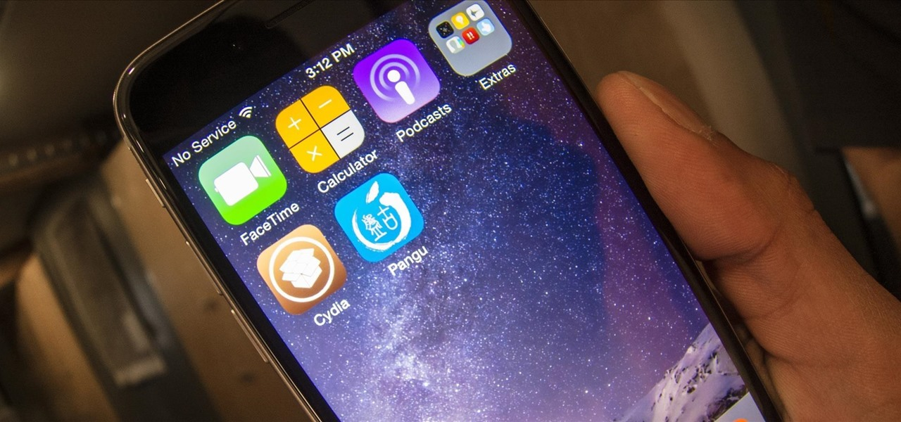 How to Jailbreak iOS 8.0-8.1.1 on Your iPad, iPhone, or iPod Touch