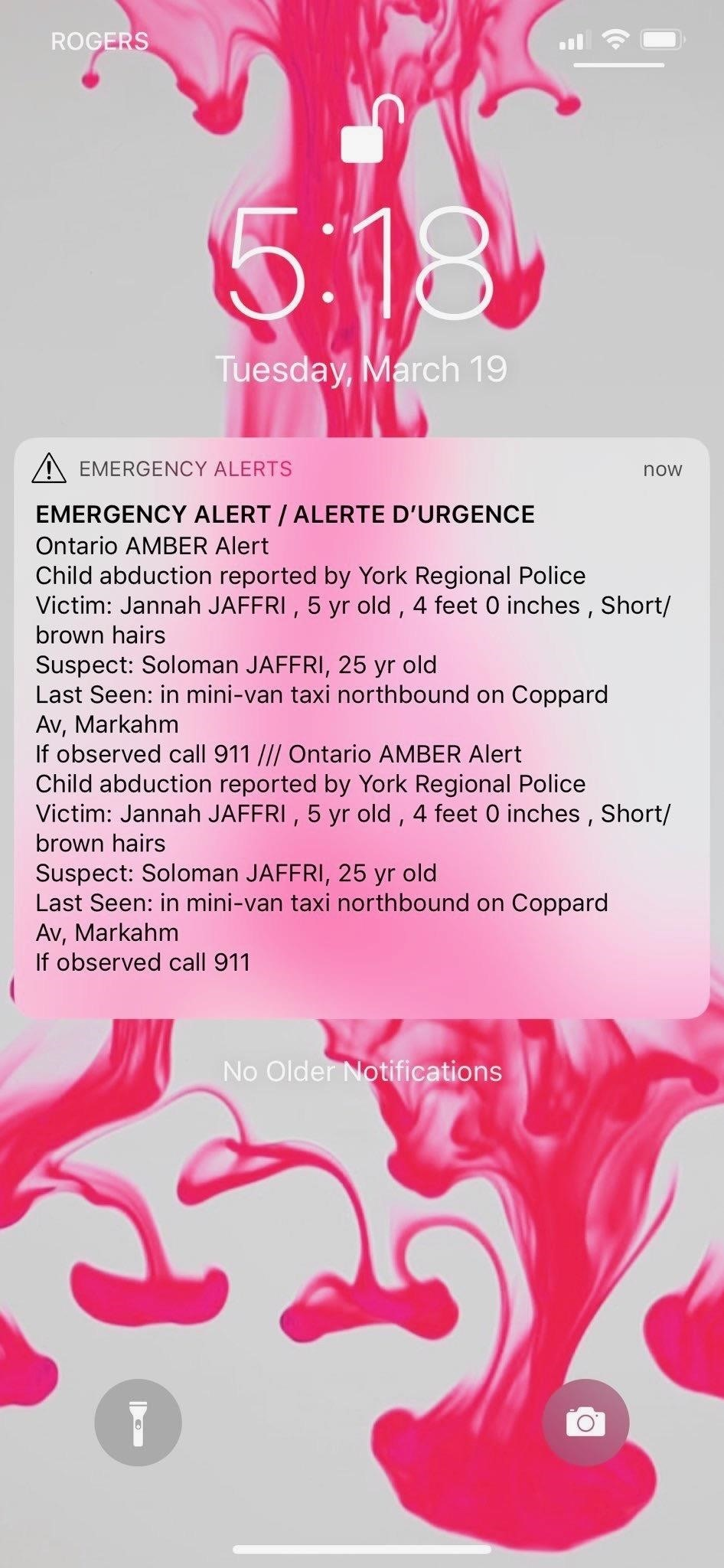 Disable Amber, Emergency, Public Safety & Other Government Alerts on Your iPhone for Some Peace & Quiet