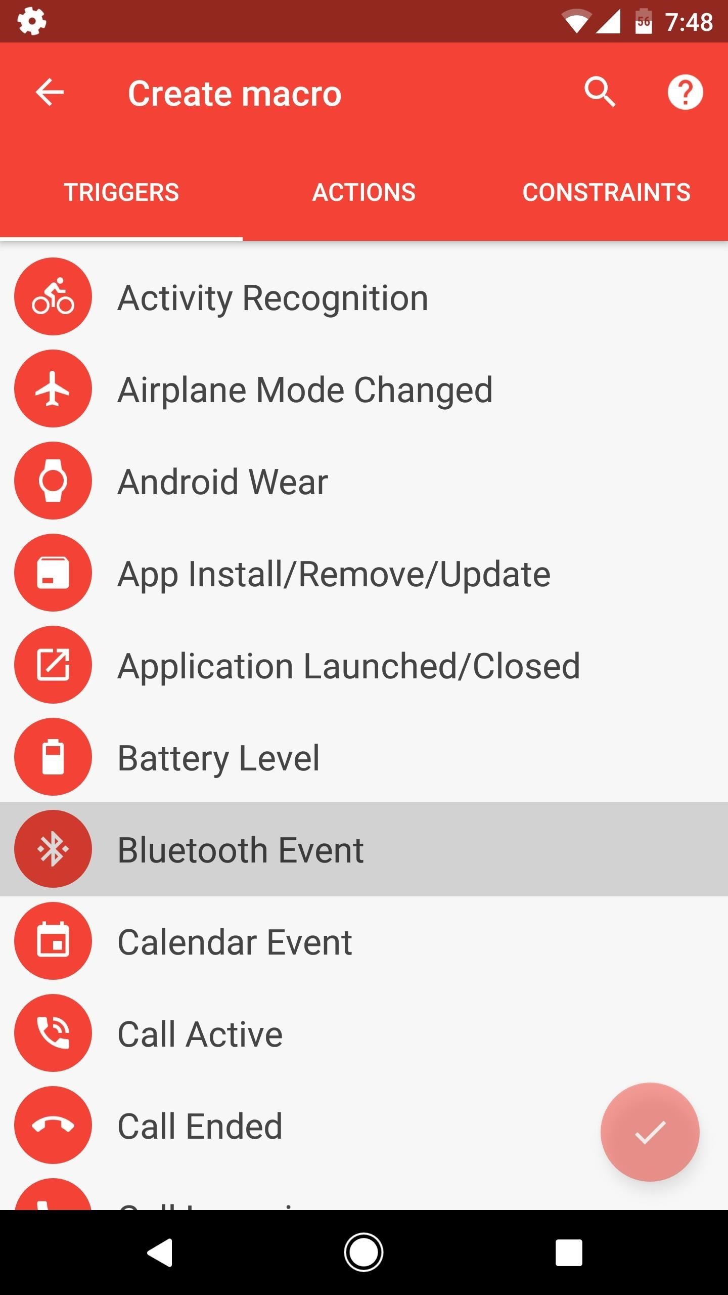 Set Up a Distress Signal on Android for Your Bluetooth