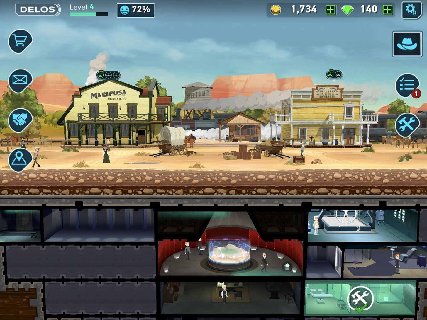 how to play westworld ios