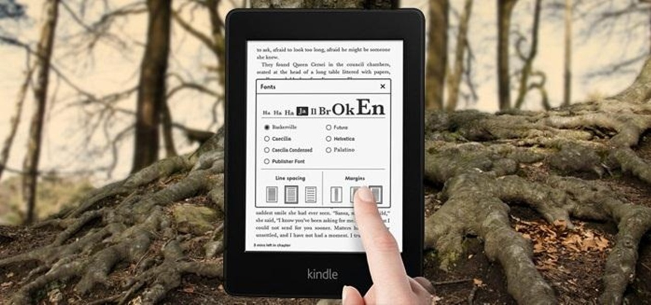 Root Amazon's New Kindle Paperwhite eReader
