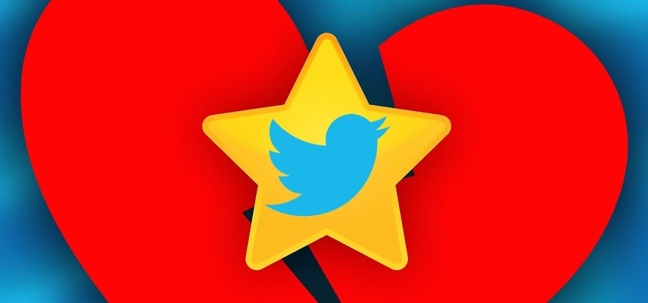 How to Get Stars Back on Twitter