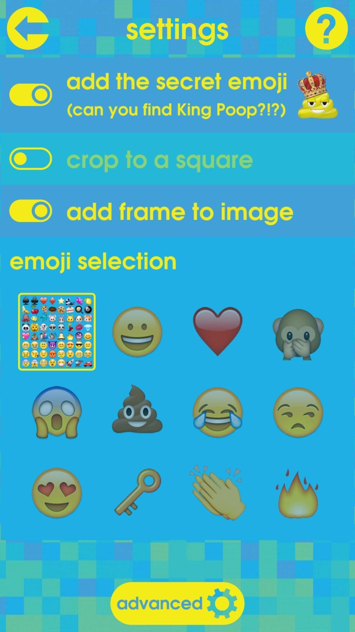 Create Emoji Art from Your Photos Using This Fun Tool « iOS ...