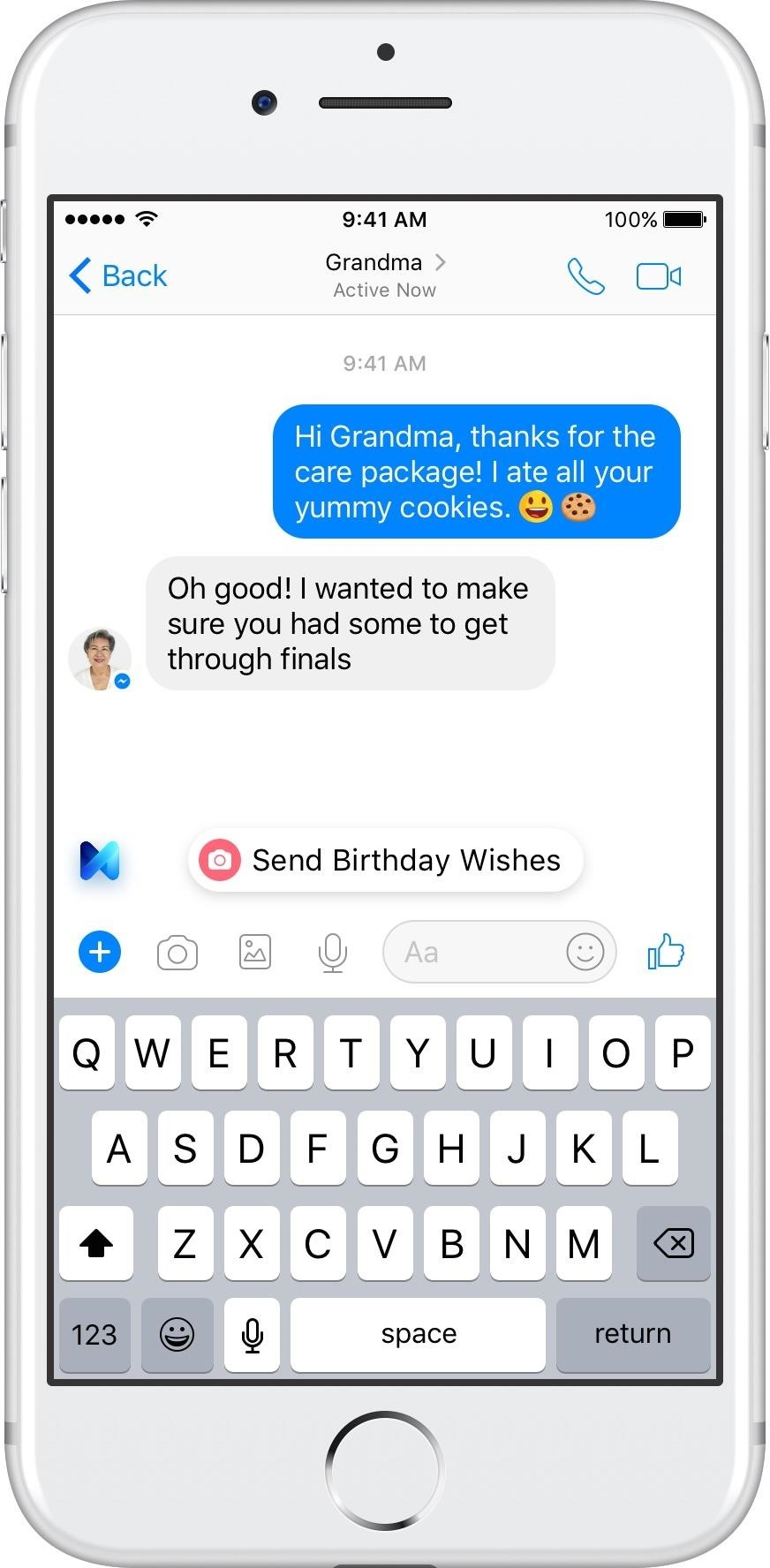 Facebook's AI-Powered Assistant Just Keeps Getting Better with Latest Update