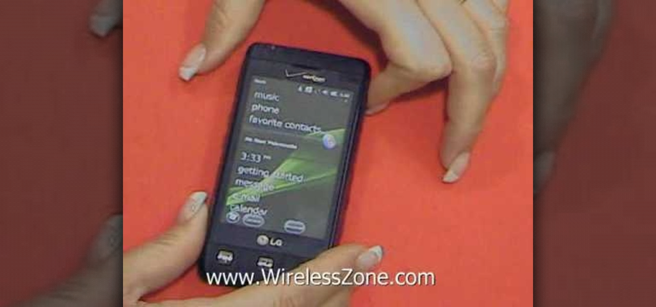 on lg mobile how to set up individual ringtones