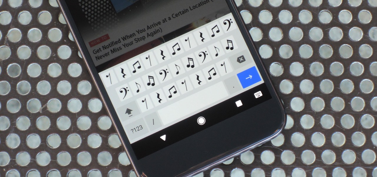Make Any Android Keyboard Play Sounds as You Type