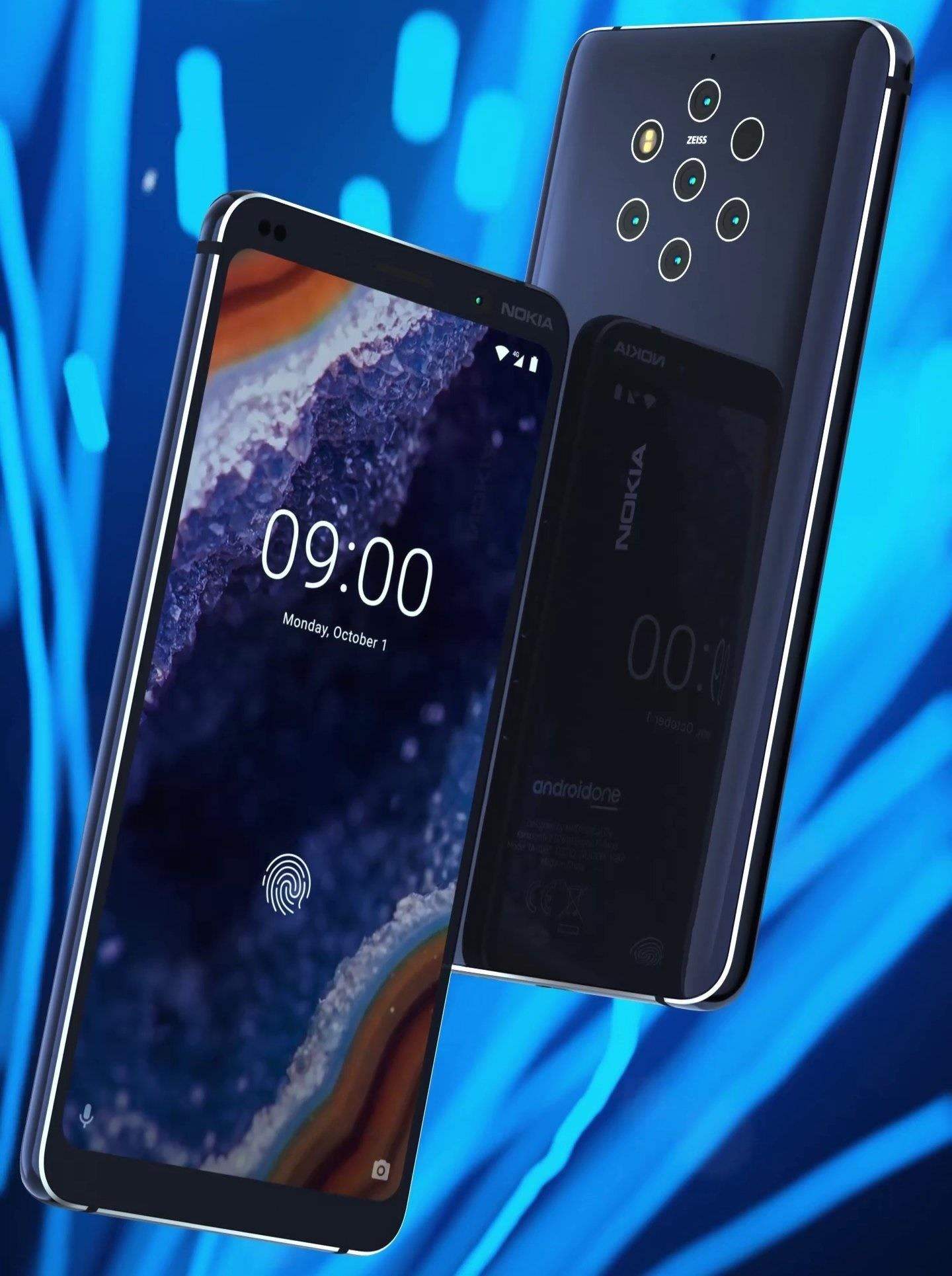 Everything We Know About the Nokia 9 PureView