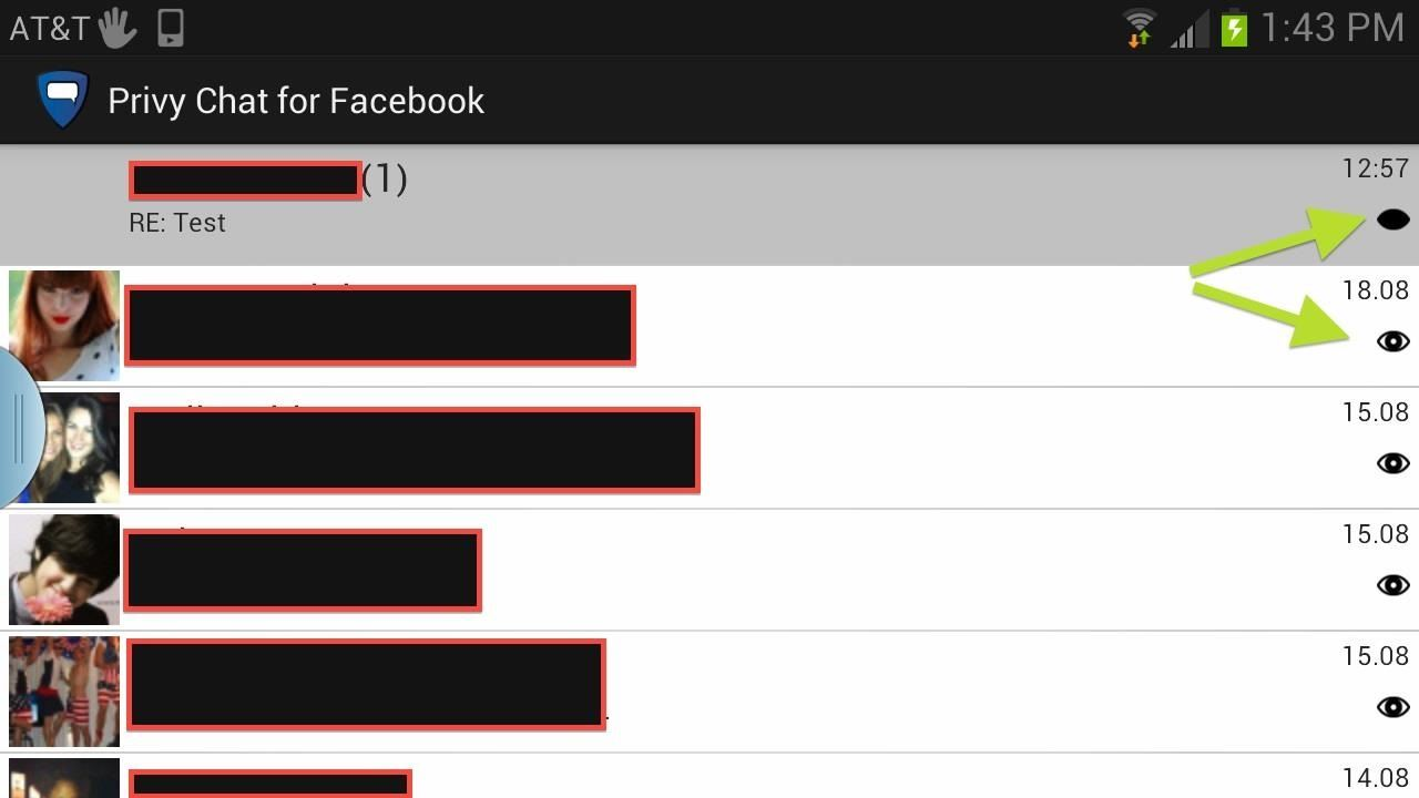 How to Read Facebook Messages on a Samsung Galaxy S3—Without Your Friends Knowing