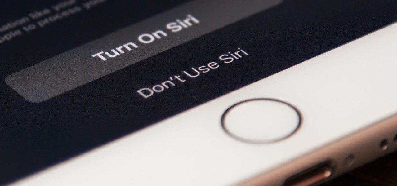 Completely Turn Off Siri on Your iPhone
