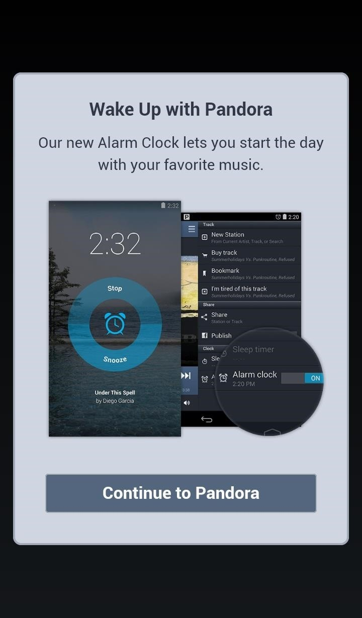 De-Grumpify Your Mornings by Waking Up to Your Favorite Pandora Stations