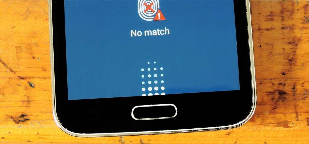 Lock Any App with Fingerprint Security on Your Galaxy S5