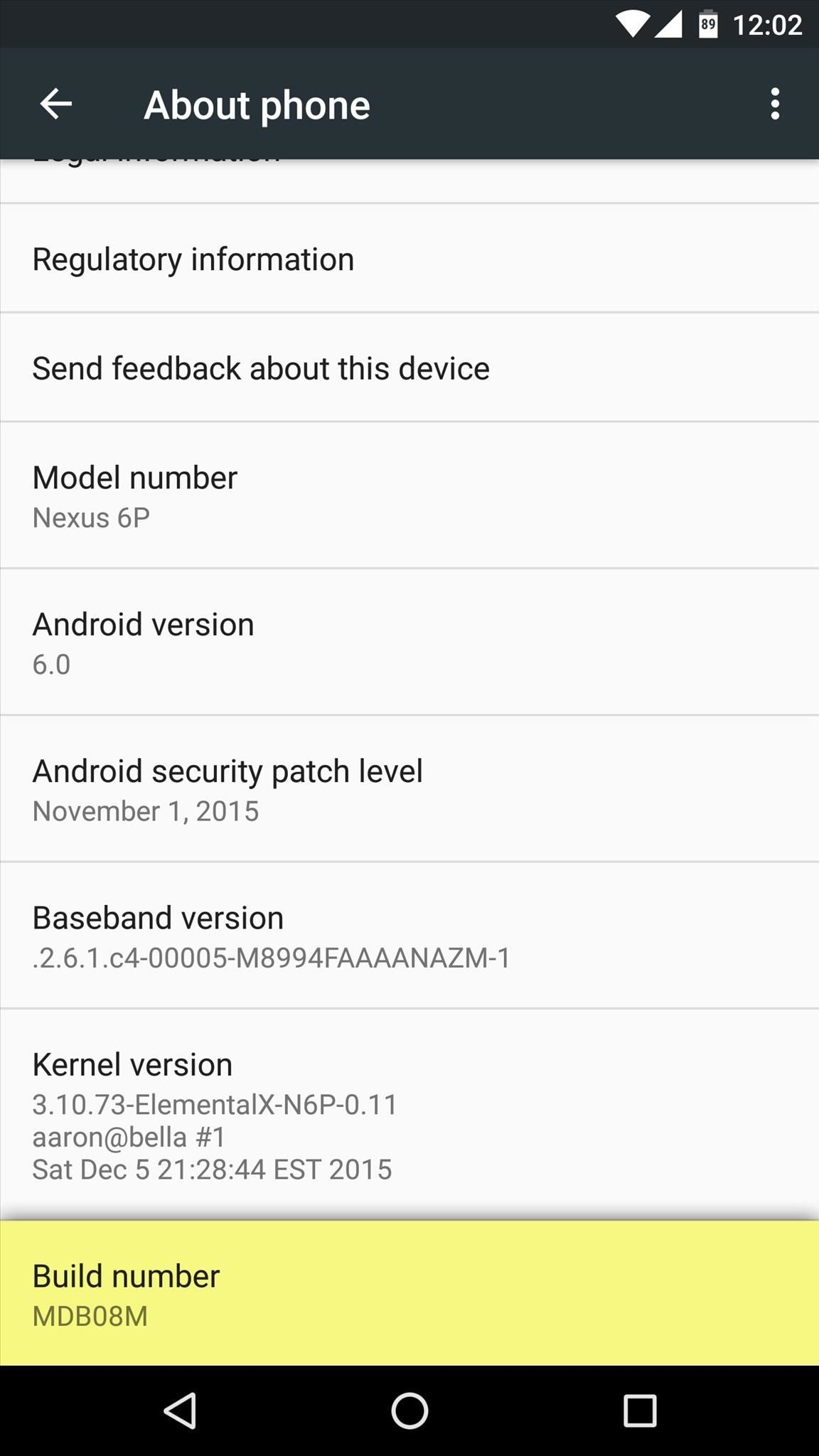 Android Basics: How to Tell What Android Version & Build Number You Have
