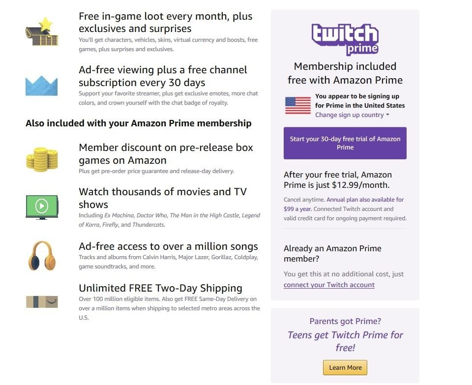 How to Get Free Loot in Fortnite Battle Royale Using Your Amazon Prime Membership