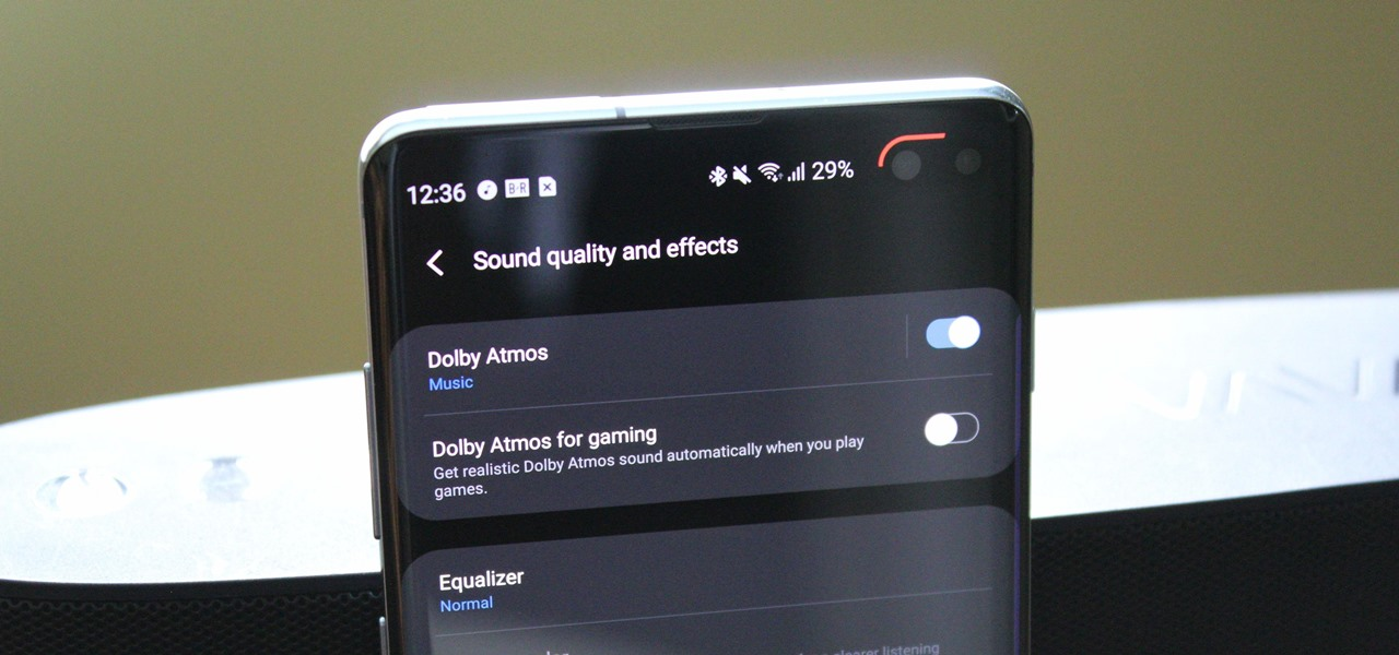 How to Boost Sound Quality on Your Galaxy Using Dolby Atmos