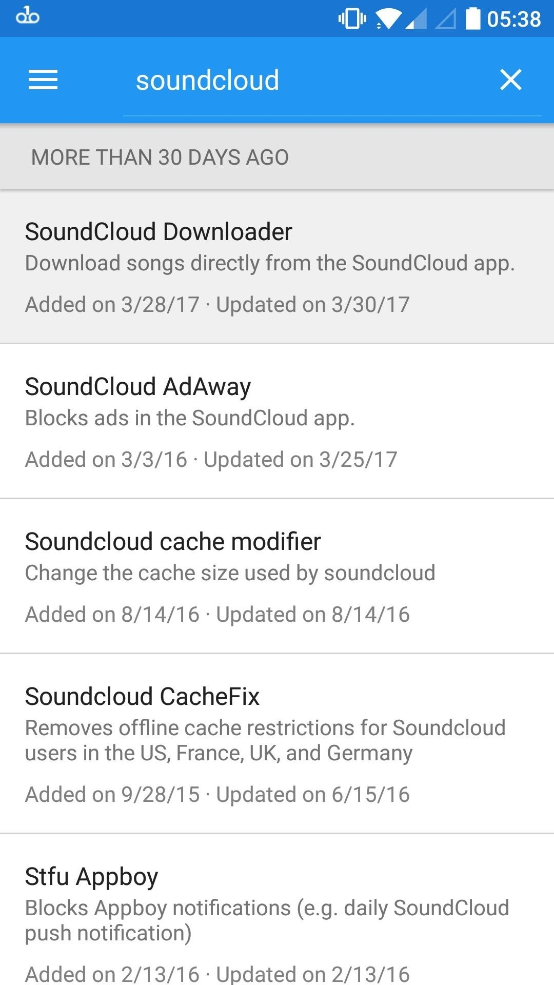 Soundcloud downloader for android