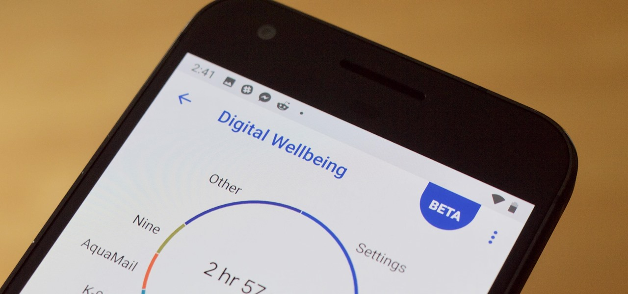 Set Up Digital Wellbeing in Android Pie to Curb Your Smartphone Usage