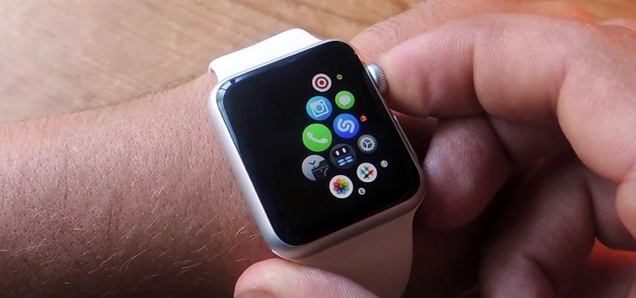 Quickly Switch Between Apps on the Apple Watch