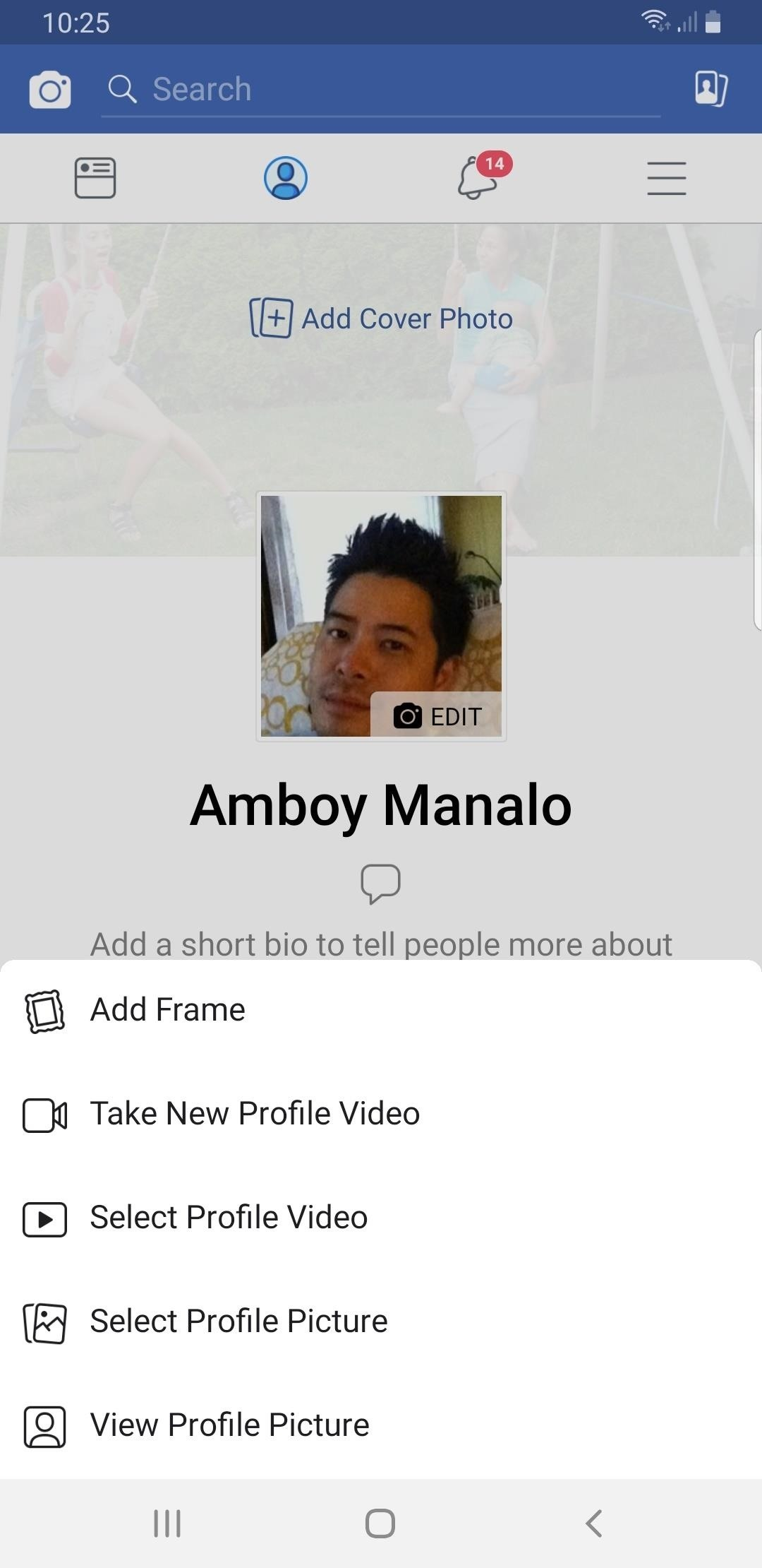 How to Make Your Facebook Profile Pic a Video That Loops