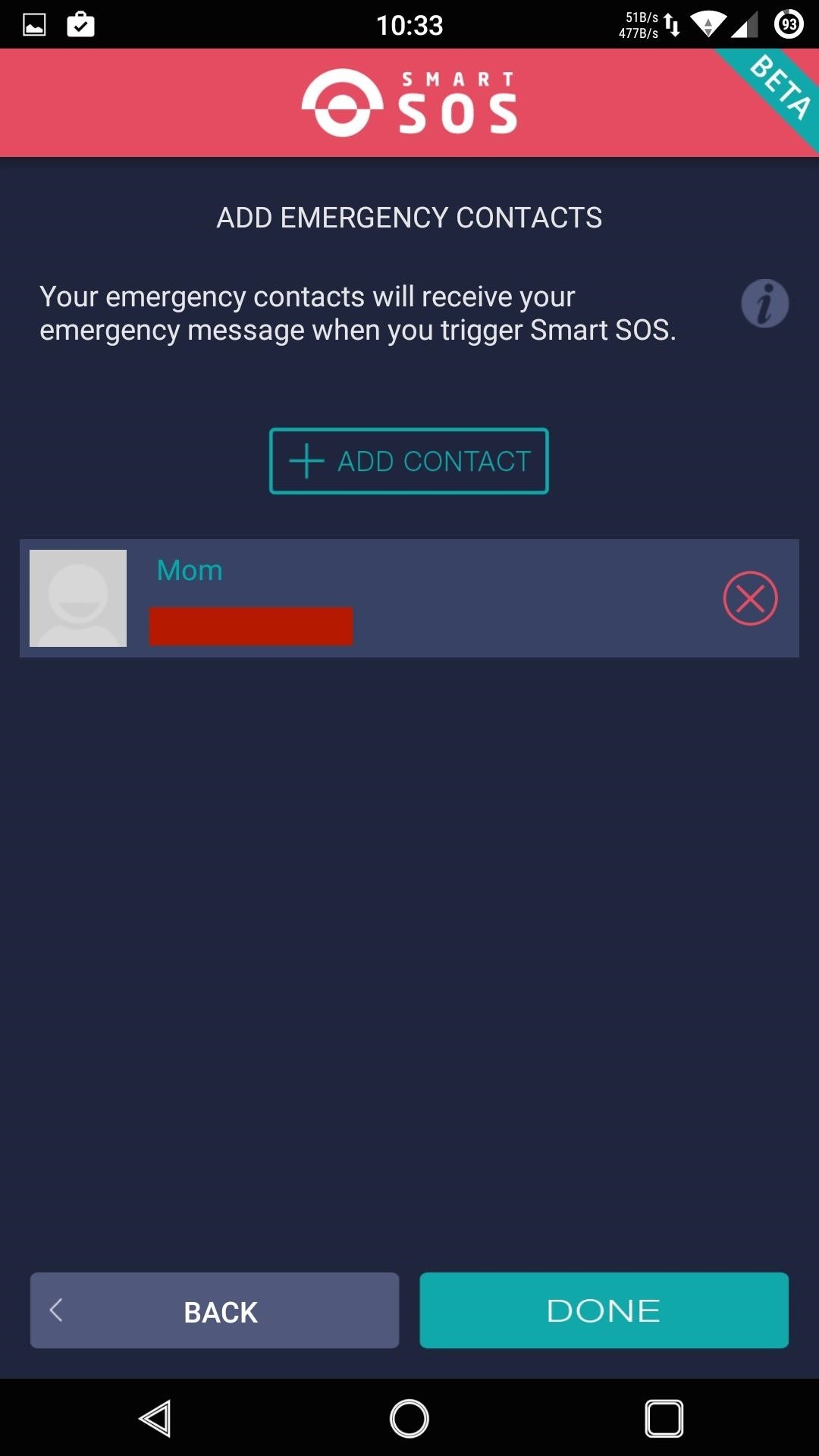 Mimic the Galaxy S6's SOS Feature on Any Android Device