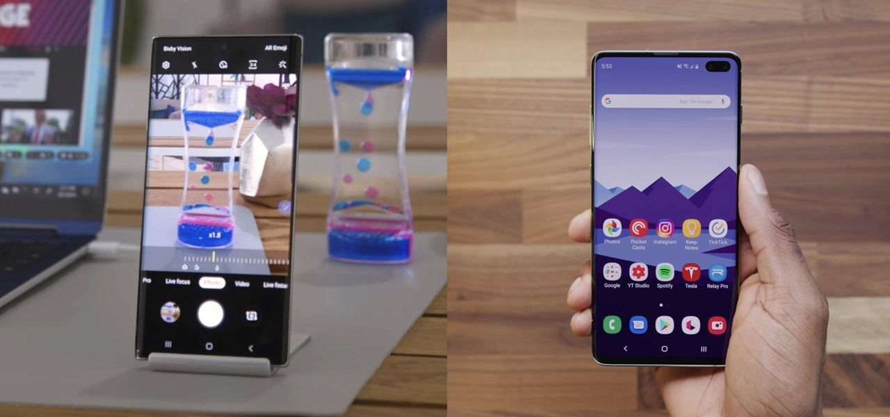 Galaxy Note 10+ vs. Galaxy S10+: Comparing the Best Phones from Samsung