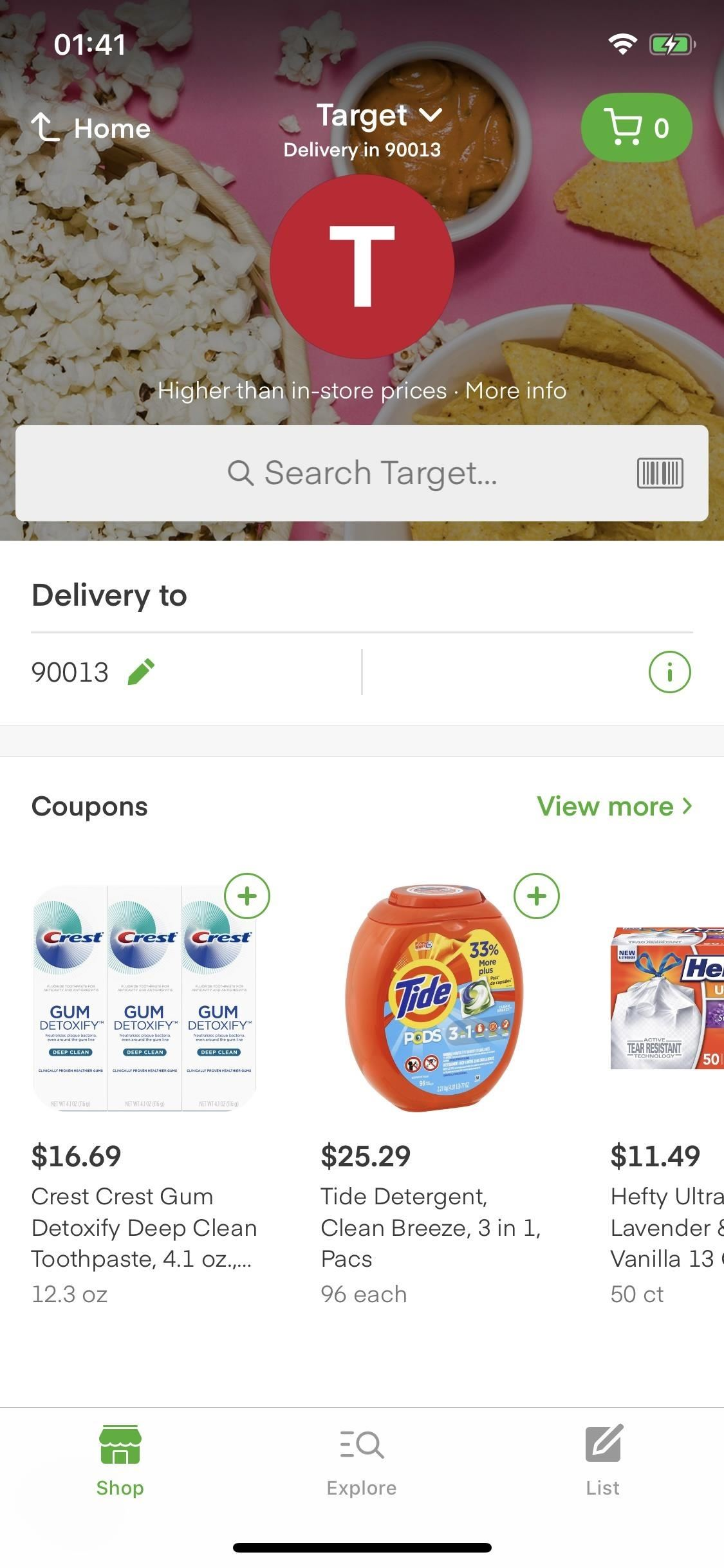 The Best Online Grocery Delivery Apps for Your Phone When Stuck at Home