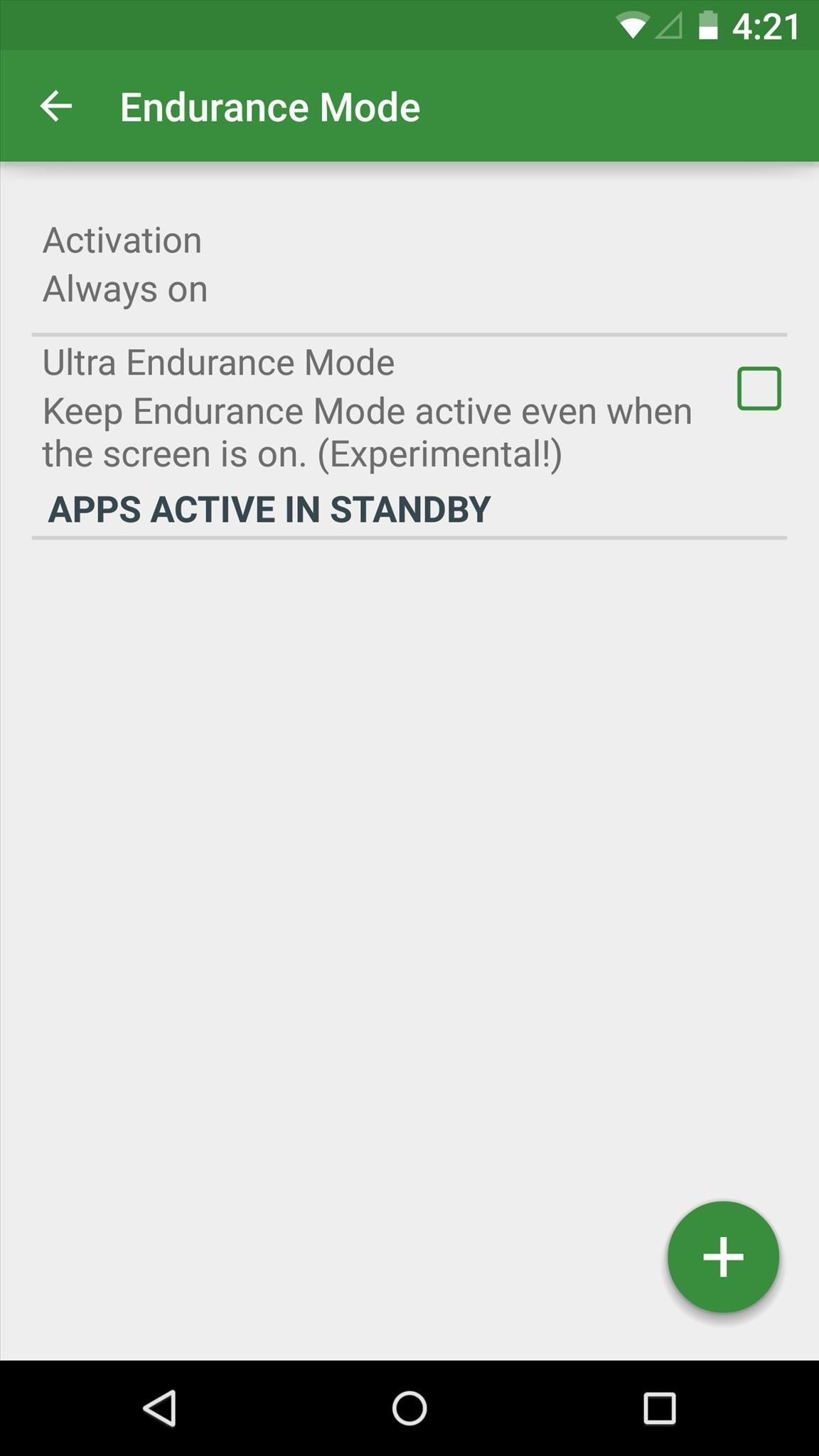 Mimic Sony's STAMINA Mode to Save Battery Life on Any Android