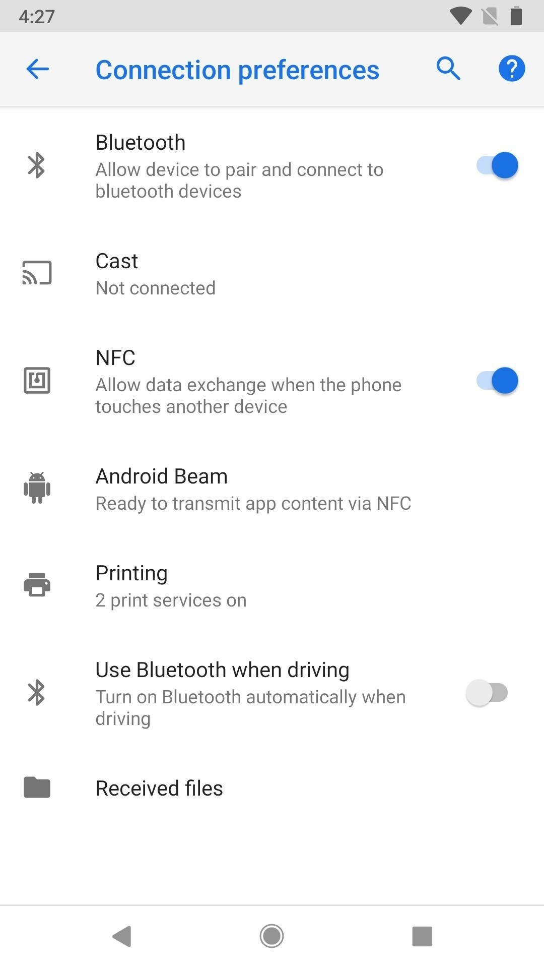 How to Unlock Android P's New 'Feature Flags' Settings