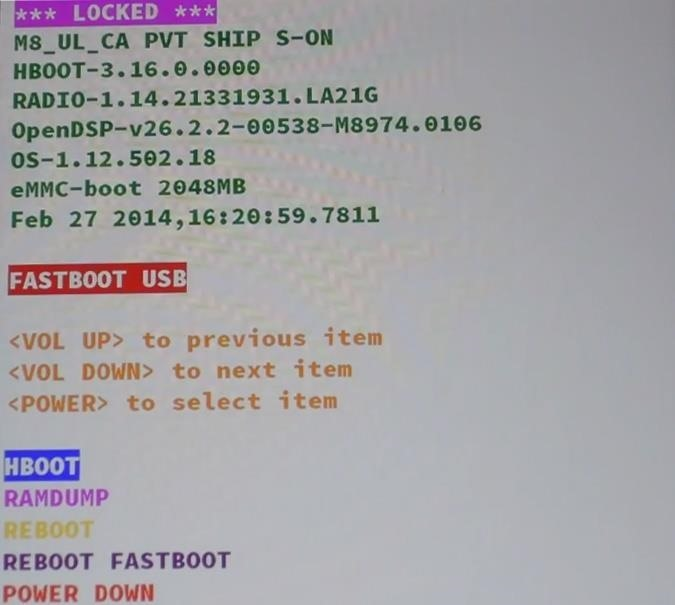 How to Unlock the Bootloader & Root Your HTC One M8 « HTC